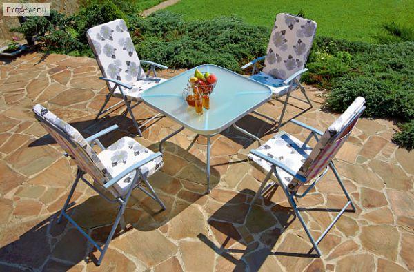 Комплект садовой мебели Анкона с подушками Olsa