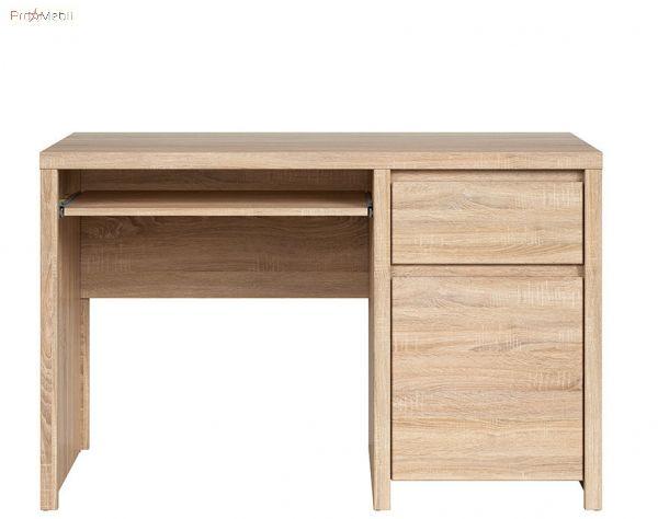Стол письменный Kaspian дуб сонома BIU1D1S/120 BRW