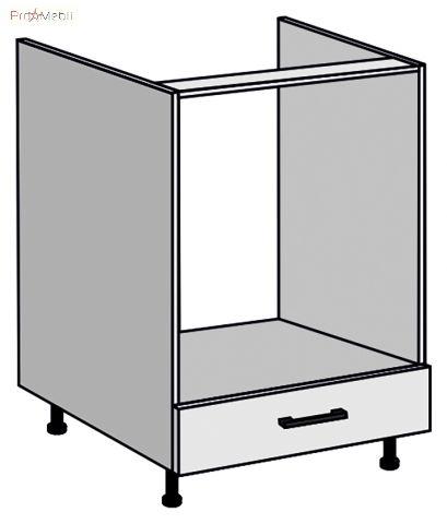 Тумба нижняя МНД 60*82 для кухни Руна МДФ Roko