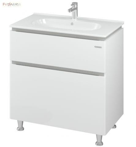 Тумба для ванной с умывальником 81 Amata Клеа Sanwerk