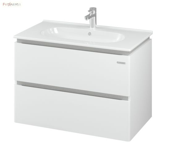Тумба для ванной с умывальником 81 Amata Air Клеа Sanwerk