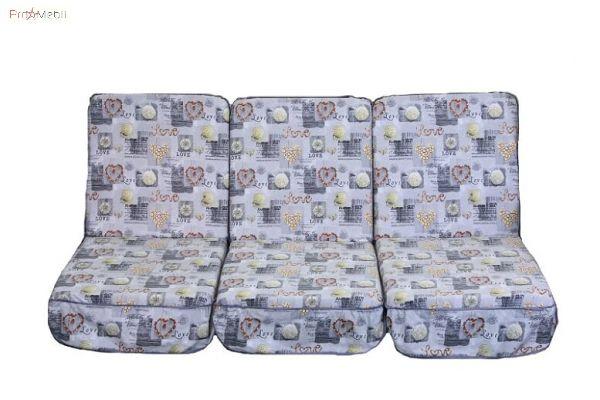 Комплект поролоновых подушек 012 Greengard