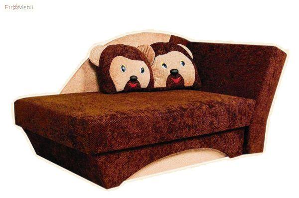 Детский диван Медведи Wмеблі