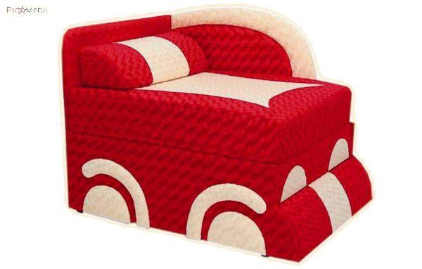 Детский диван Машинка Wмеблі