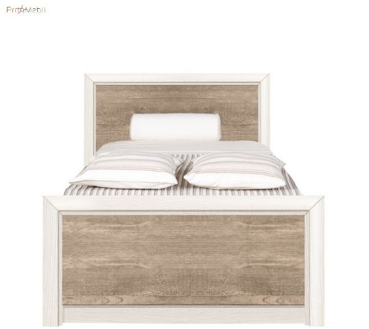 Кровать Koen II LOZ/90 BRW
