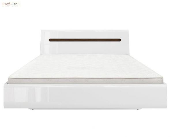 Кровать с подъемным механизмом Ацтека LOZ/160 белая БРВ