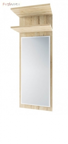Панель с зеркалом 45 Oskar Mebel Bos