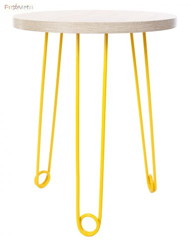 Стол Circle High 600 HairpinlegsUA