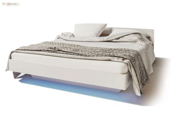кровать двуспальная бьянко світ меблів купить в украине киеве