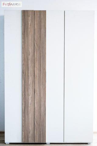Шкаф 3Д Грей Embawood