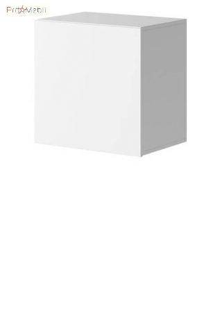 Шкафчик подвесной 03 белый супермат Vento Helvetia