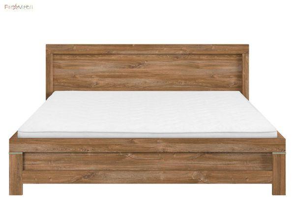 Кровать LOZ/160 Gent BRW dub stirling