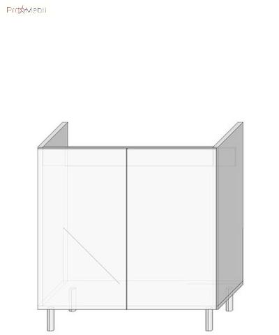 Тумба нижняя НМ80 кухня София Люкс Сокме