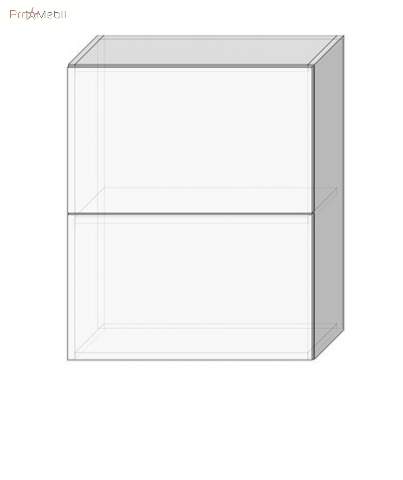 Шкафчик верхний ВМ60 кухня София Люкс Сокме