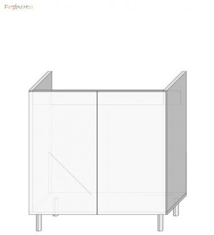 Тумба нижняя НМ60 кухня София Люкс Сокме