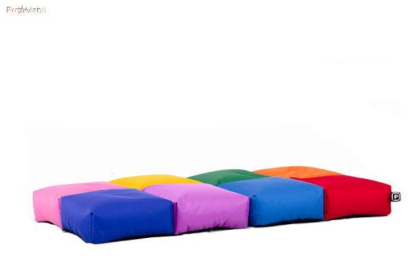 Кресло-мешок Rainbow Poparada