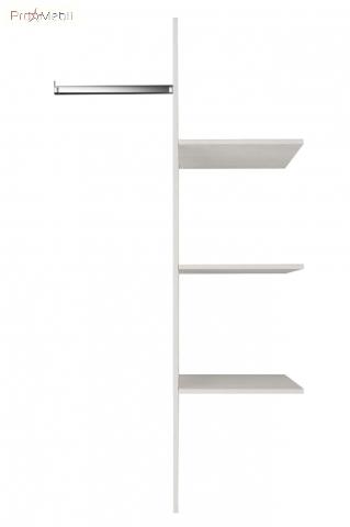 Комплект полок для 2-дверного шкафа 2D2S Magellan Mebel Bos