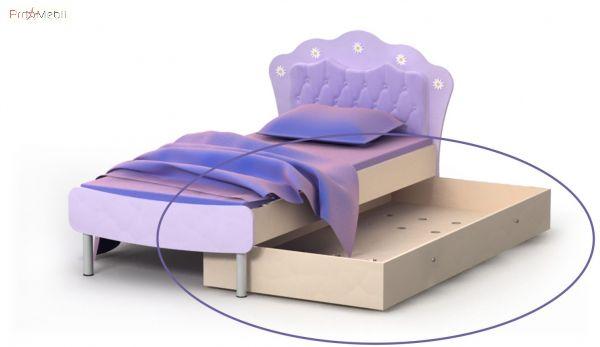 Выдвижная кровать ниша Si-13-1 Silvia Briz