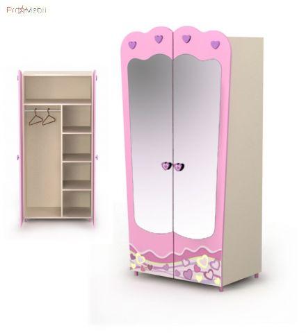 Зеркала Pn-07-2 Pink Briz