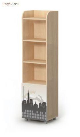 Книжный шкаф M-05 Mega Briz
