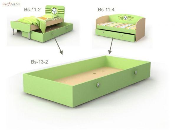 Детские выдвижные кровати являются идеальным решением в случаях.