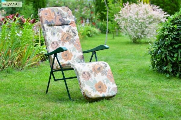 Кресло-шезлонг Альберто-2 с21249 Olsa