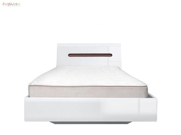 Кровать Ацтека LOZ/90 белая БРВ