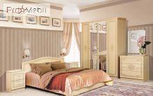 Спальня Флоренция светлый венге Світ Меблів