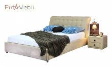 Кровать Кофе - тайм 160x200 Карамель Embawood