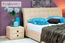 Кровать c подъемным механизмом Кофе - тайм 160х200 Карамель Embawood