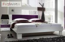 Кровать 160 + 2 тумбы прикроватные Vera Helvetia
