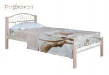 Кровать Vederi 900x2000 beige Eagle