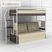 Двухъярусная кровать DJ-L-01 Эдисан