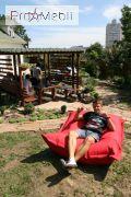 Кресло-мешок Подушка средняя Poparada