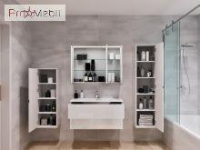 Зеркальный шкаф в ванную комнату Sequetto Botticelli