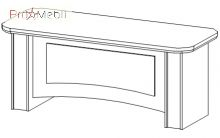 Стол 7-102(а) кабинет Триумф Салита