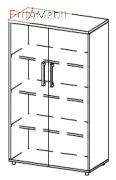 Шкаф 5-204 офисная мебель Лайт Салита