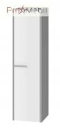 Пенал в ванную комнату SfP-120 серый Sofia Ювента