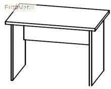 Стол письменный 4-102 офисная мебель Персонал Салита