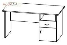 Стол тумбовый 4-123 офисная мебель Персонал Салита