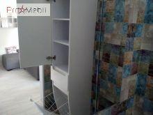 Пенал в ванную комнату П-40к-А Тренд Мойдодыр