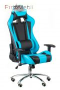Кресло Extreme Race black-blue Special4You