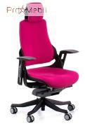 Кресло Wau magеnta fabric Special4You