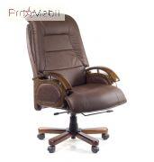 Кресло Босс EX RL коричневое Аклас