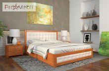 Кровать с подъемным механизмом Рената Д 180 Арбор Древ