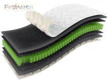 Матрас Epsilon 90x200 Sleep&Fly Organic
