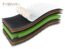 Матрас Omega 160x200 Sleep&Fly Organic