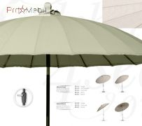 Зонт садовый Shanghai Taupe 4 Seasons Outdoor