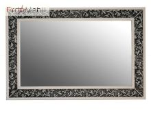 Зеркало в ванную комнату Валенсия 130 bianco Ольвия