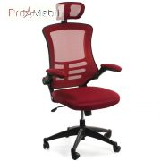 Кресло Ragusa red Office4You
